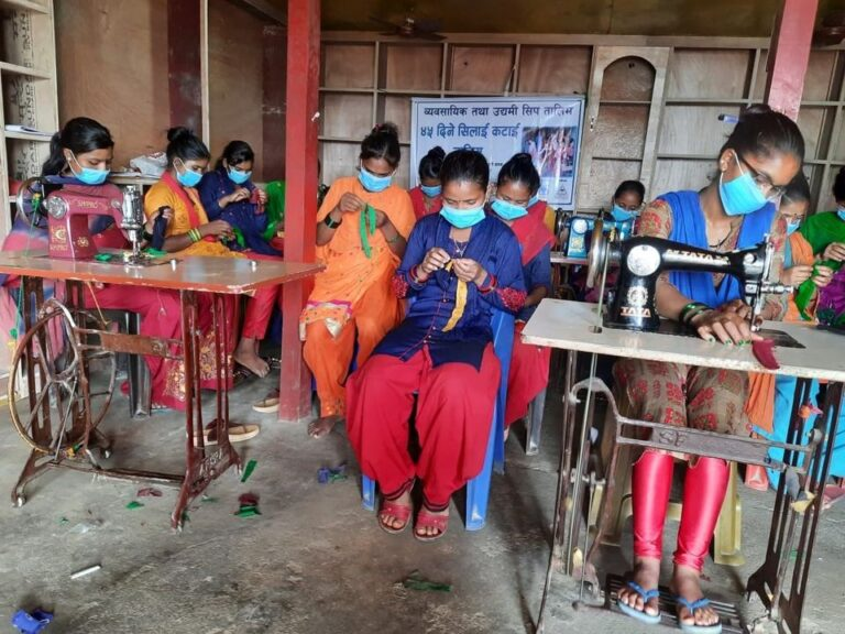 45-days-CTEVT-training-on-tailoring-at-aacham-district-01