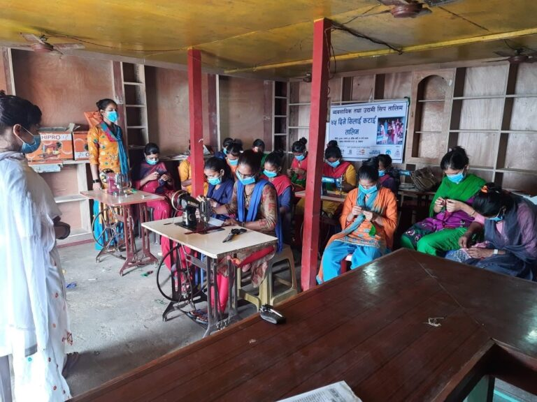 45-days-CTEVT-training-on-tailoring-at-aacham-district-02