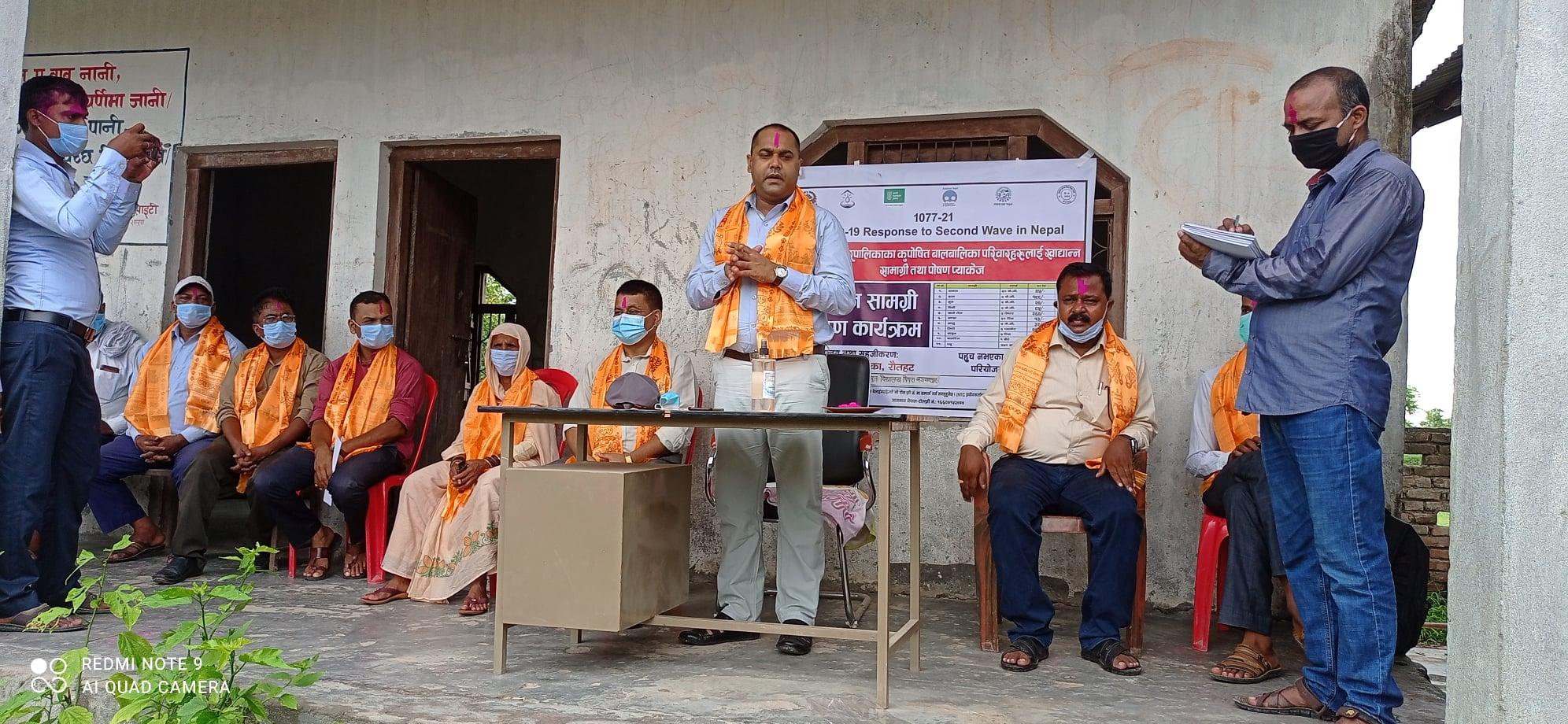 food-distribution-program-for-children-HHs-at-Rajpur-municipality-Rautahat-03